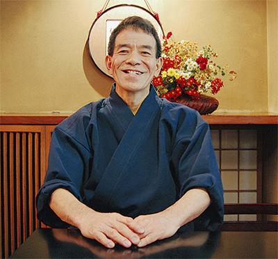 日本料理31年目のご褒美