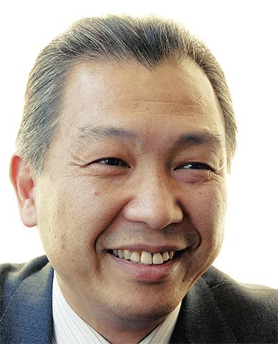 横山 貢さん