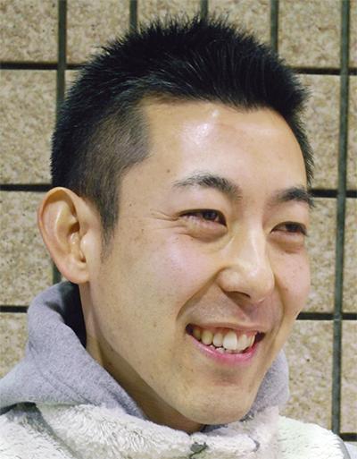 加藤壮章(たけあき)さん