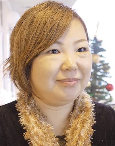 秋山 雅美さん