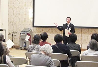 「サンシティ神奈川」の施設見学相談会を取材