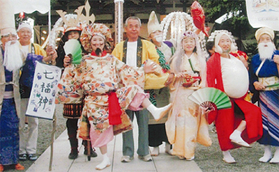 節分祭で伝統文化を