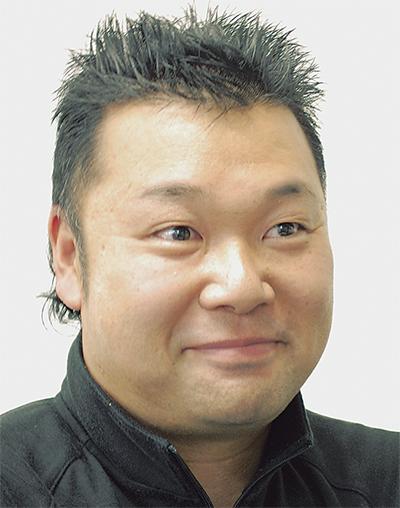 岩井 信之さん