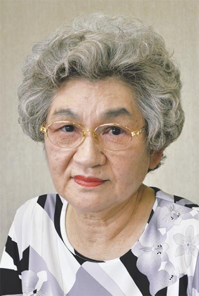 徳舛幸子さん