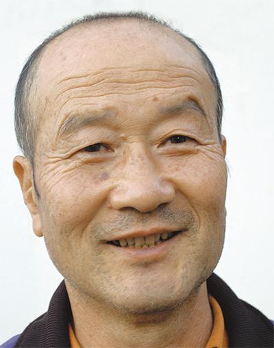 石坂 豊治さん