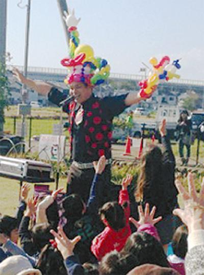 1000人で収穫祭
