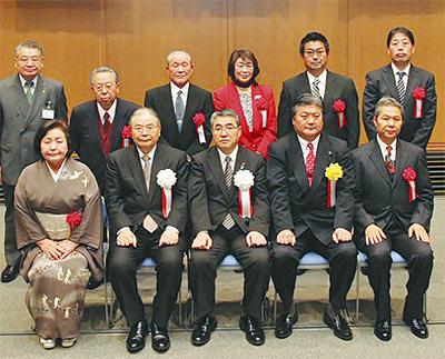 茅ヶ崎から7人受賞