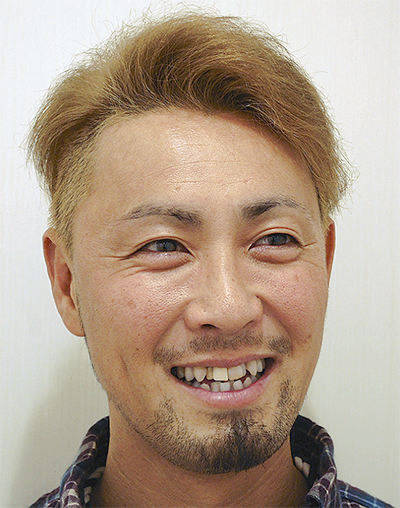 柳田(やなぎだ)由人(よしと)さん