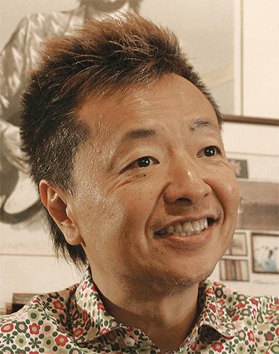 山口 岩男さん(アーティスト名 IWAO)