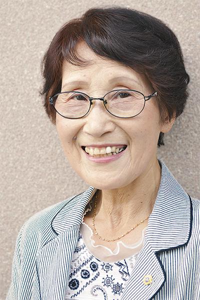 草山千代子さん