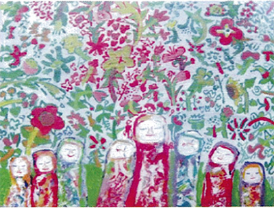 湘南の画家5人が作品展