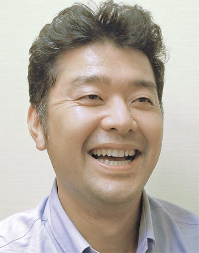 杉田資典(もとのり)さん