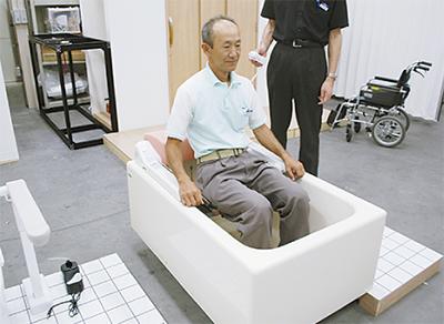 TOTO介護機器を認定