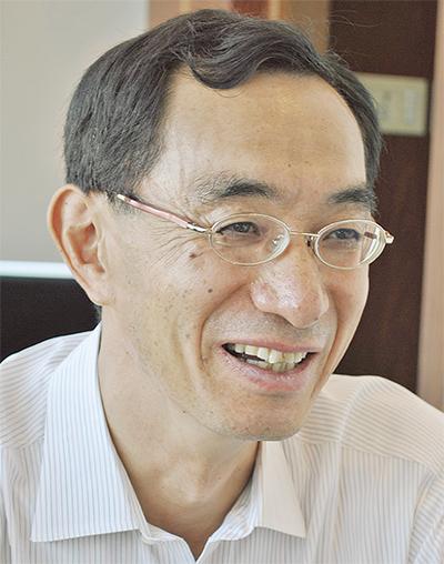 栗田 勝さん
