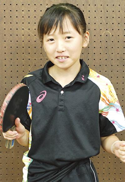 卓球少女、全国へ