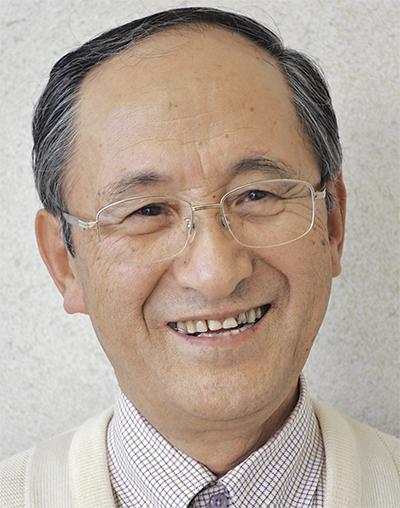 栗田 武則さん