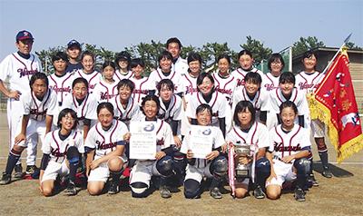浜須賀が3季連覇