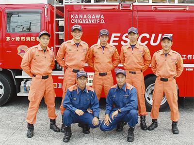 高度な救助技術で全国へ