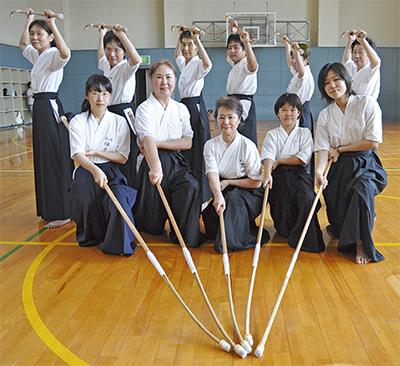 伝統武道を仲間と共に
