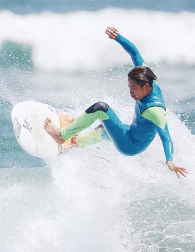 サーフィン動画で世界へ