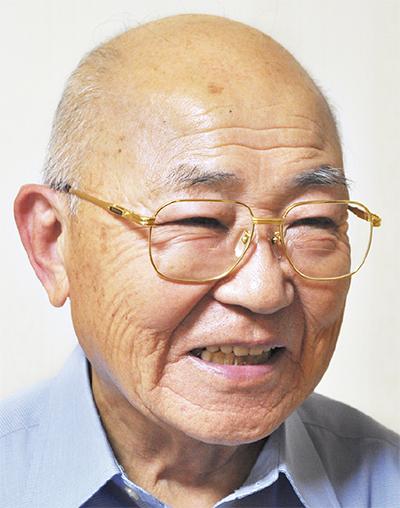 石田 新吉さん