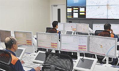 消防指令業務を共同運用