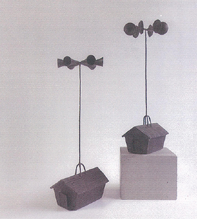 鍛金造形作家の個展