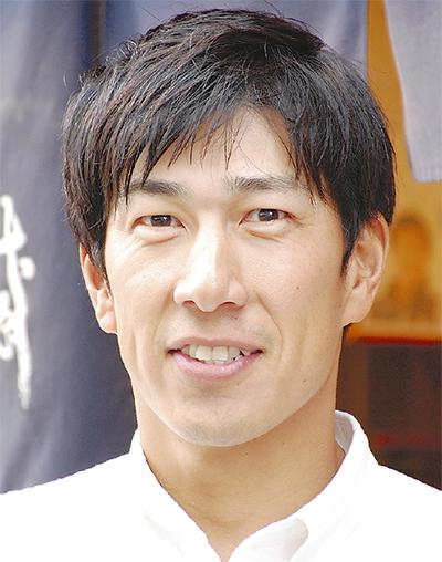高橋 賢次さん