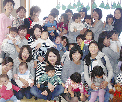 子育てママのクリスマス会