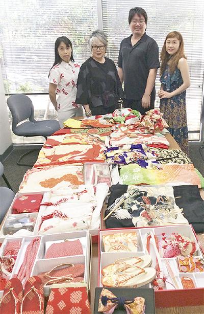 「ホノルルへ日本の伝統を」