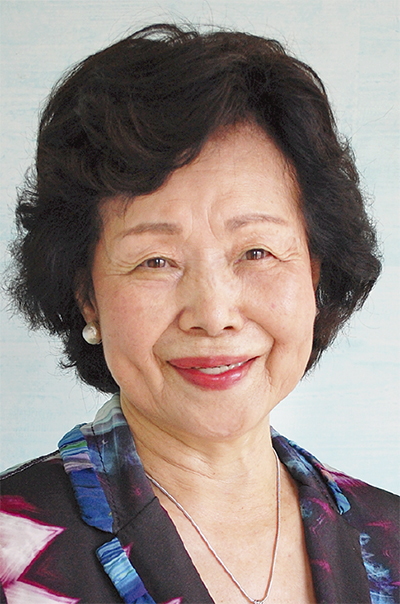 森山紀子さん