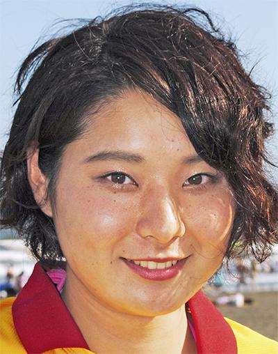 名須川 茉莉乃(まりの)さん