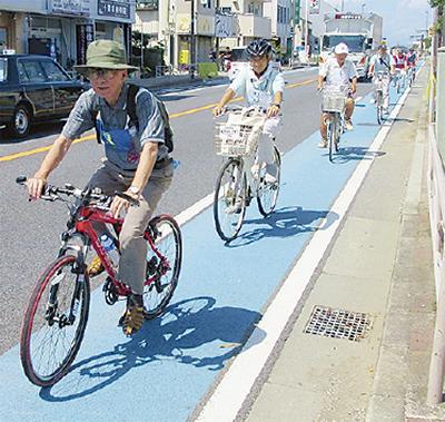 自転車の街  茅ヶ崎を語ろう