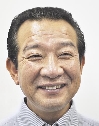 11月に発足20周年を迎えるJR茅ヶ崎運輸区長を務める 櫻井 丈二さん 元町在勤 57歳