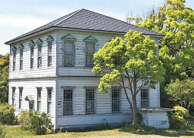 南湖院第一病舎が登録へ