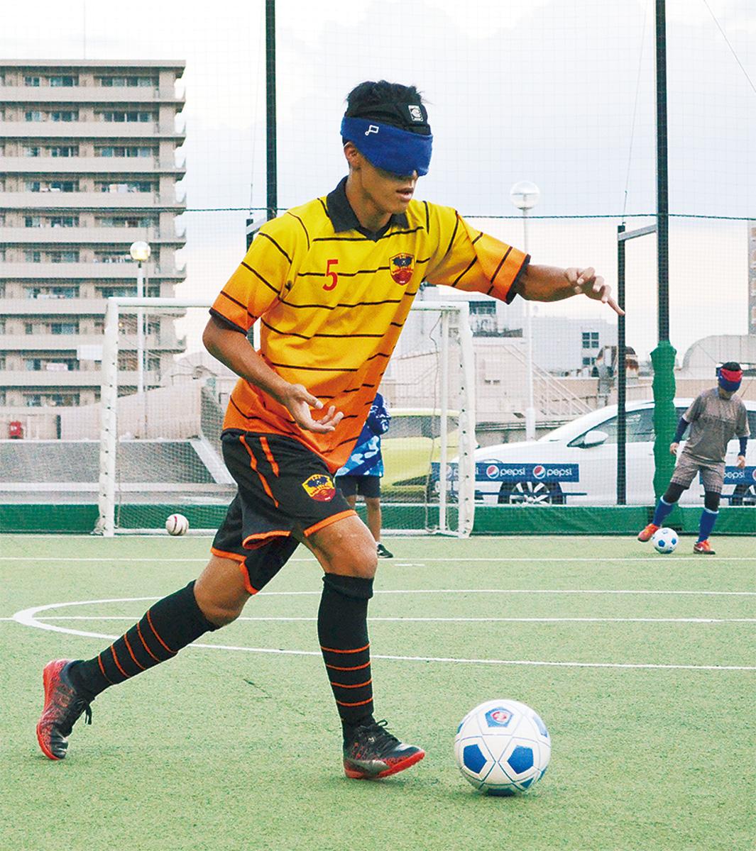 ブラインドサッカーに魅せられて【2】