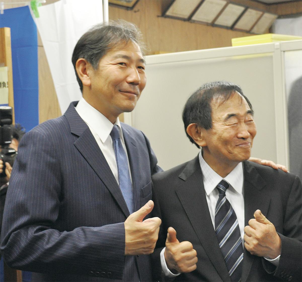 新市長に佐藤光氏