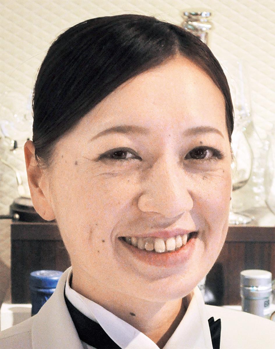 堤 沙耶香さん