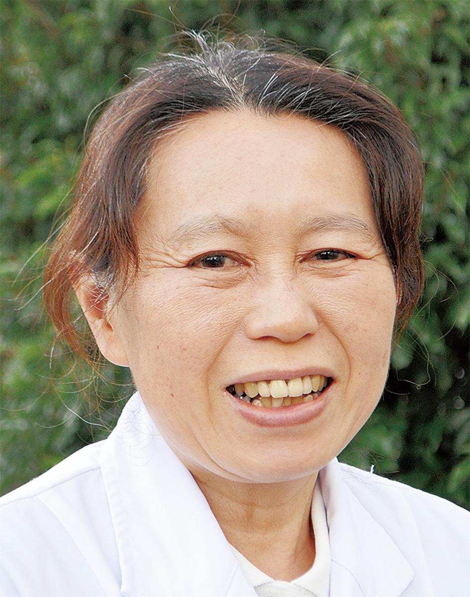 鈴木 美代子さん