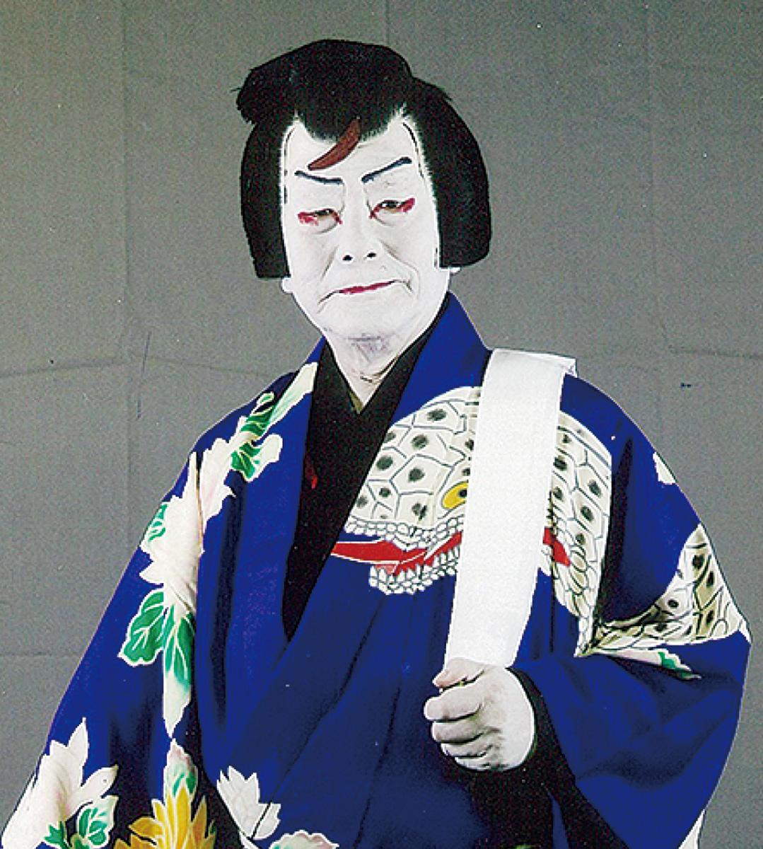 浅草でシニア歌舞伎