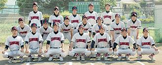 過去最高の5回戦をめざす寒川高校野球部