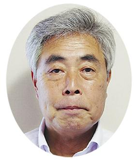細川京三氏