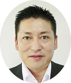 小栗裕治氏