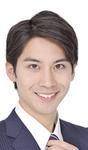 「うつくしいひと」の舞台挨拶に登壇する油木田さん