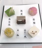 和菓子で5年連続金賞