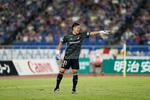 加入して3シーズン目、待望の日産スタジアムデビューを果たした©Y.F.M