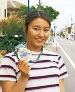 松田さん、東京五輪へ