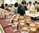 工場では紅茶の試飲も開催