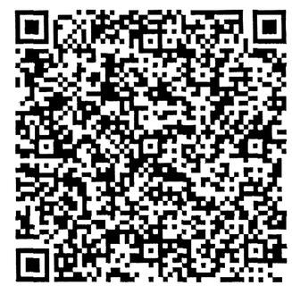 予約ページへの2次元バーコード
