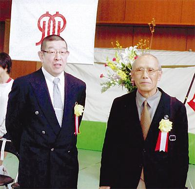 室田さん・若林さんが受賞